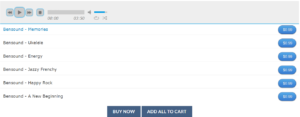 Sell with Music Seller - Music Store WordPress Plugin