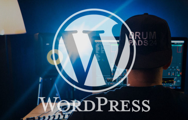 sell beats on wordpress